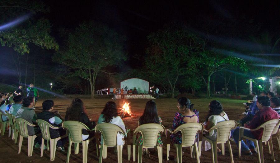 alt-text Campfire Open Ground - Durshet