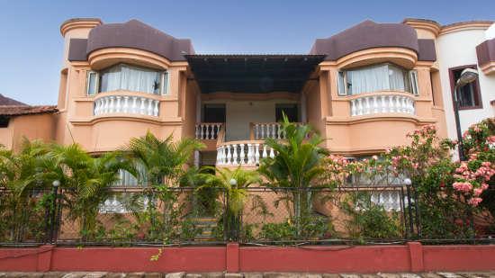 Facade, Lotus Beach Resort Benaulim Goa, Benaulim Beach Resort