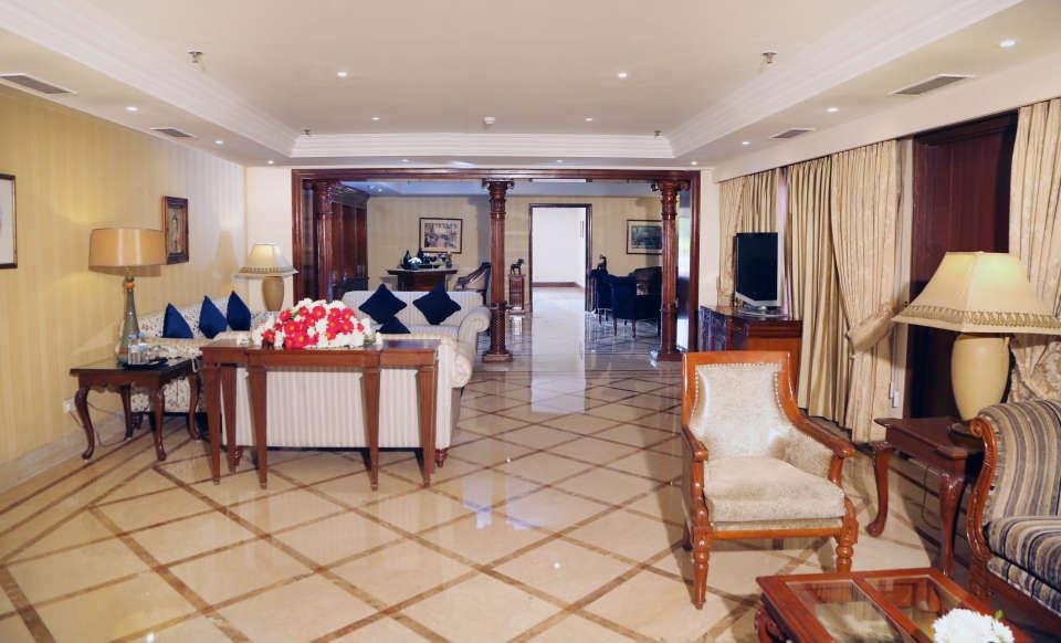Presidential  Suite, The Bristol Hotel, Gurgaon,  Suite In Gurgaon