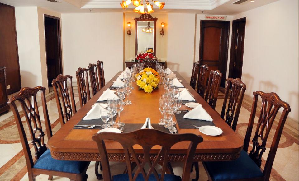Presidential  Suite, The Bristol Hotel, Gurgaon,  Suite In Gurgaon 7602