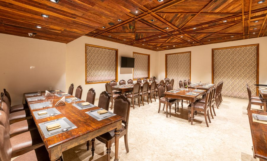 alt-text The Baagh Ananta Elite, Resorts in Ranthambore National Park, Restaurants in Ranthambore