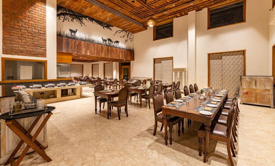 alt-text The Baagh Ananta Elite, Resorts in Ranthambore National Park, Restaurants in Ranthambore 10