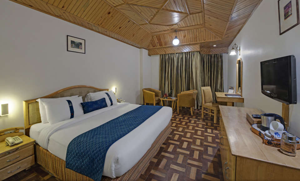 Classic Room at The Manali Inn Hotel