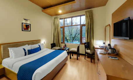 Superior Room at The Manali Inn Hotel