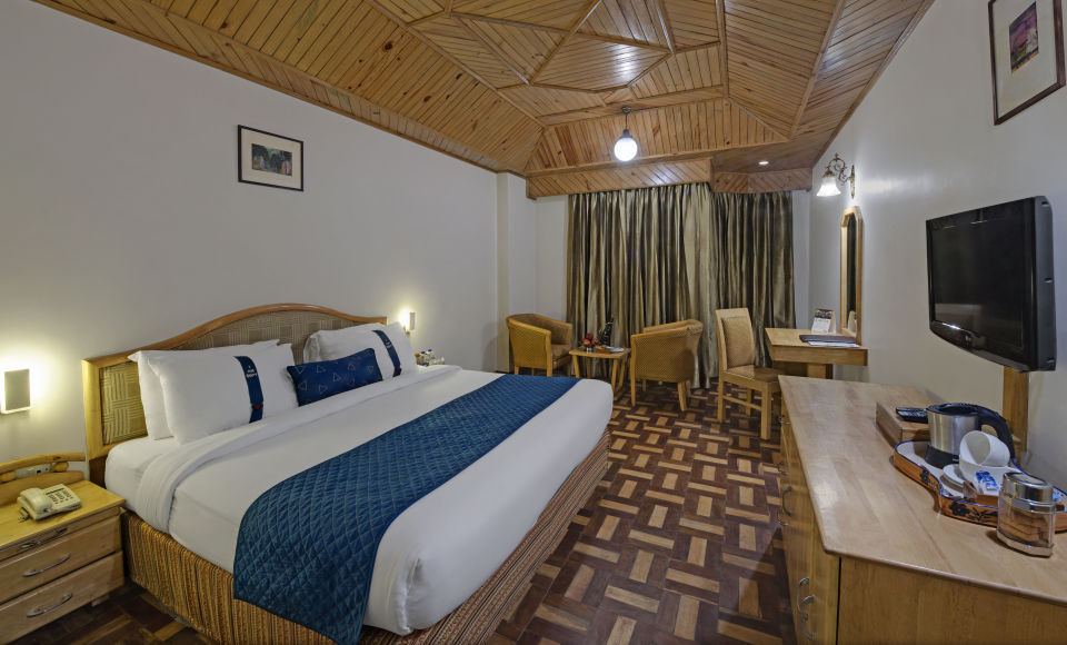 Classic Room at The Manali Inn Hotel