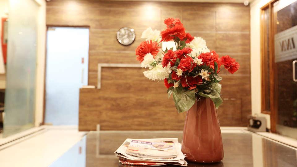 Hotel Pals Inn, Patel Nagar, New Delhi New Delhi Front Desk Hotel Pals Inn Patel Nagar New Delhi