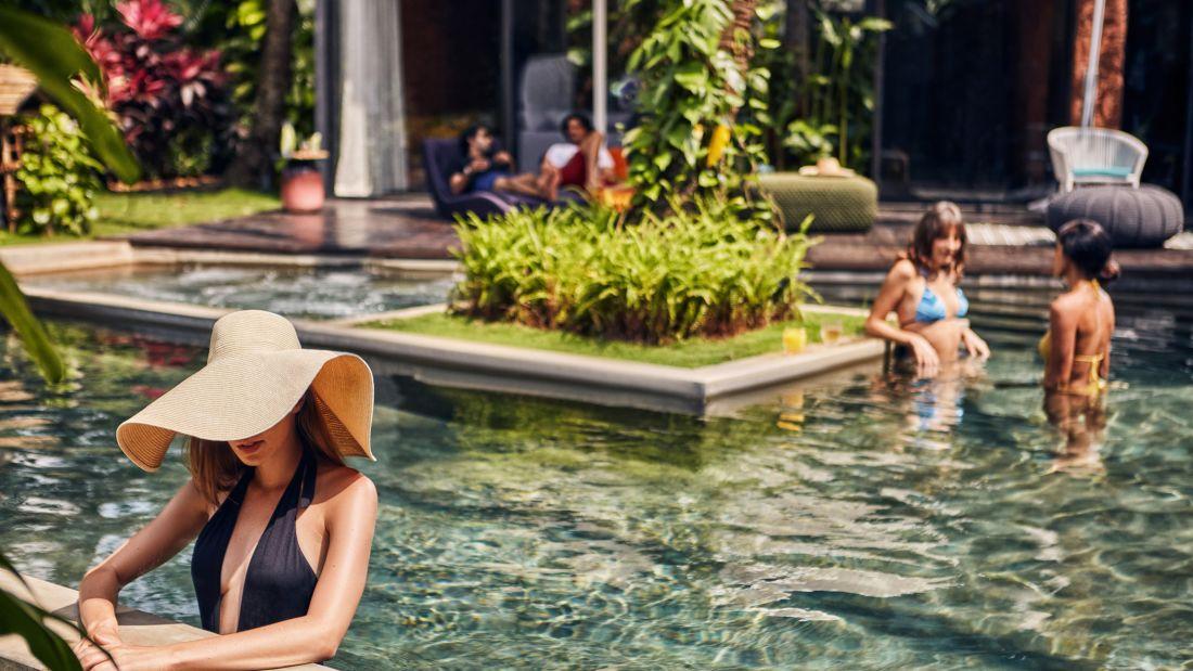 Villa in Palms by Vescapes, Luxury Getaways in North Goa 5