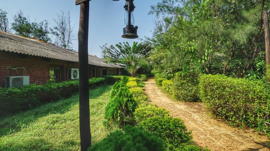 Lotus Eco Resort Konark Resort in Konark near Sun Temple - Nature Retreat