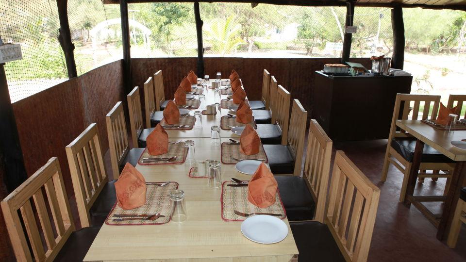 Restaurant in Konark 4, Lotus Eco Beach Resort Konark, Bar in Konark