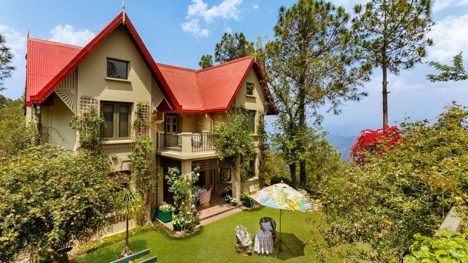 7 Pines - Kasauli Himachal Pradesh 14