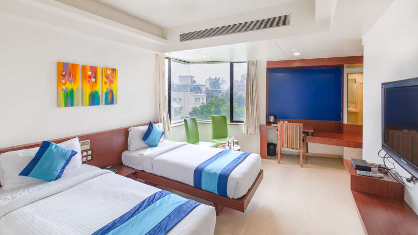 5-Executive room - Twin bed
