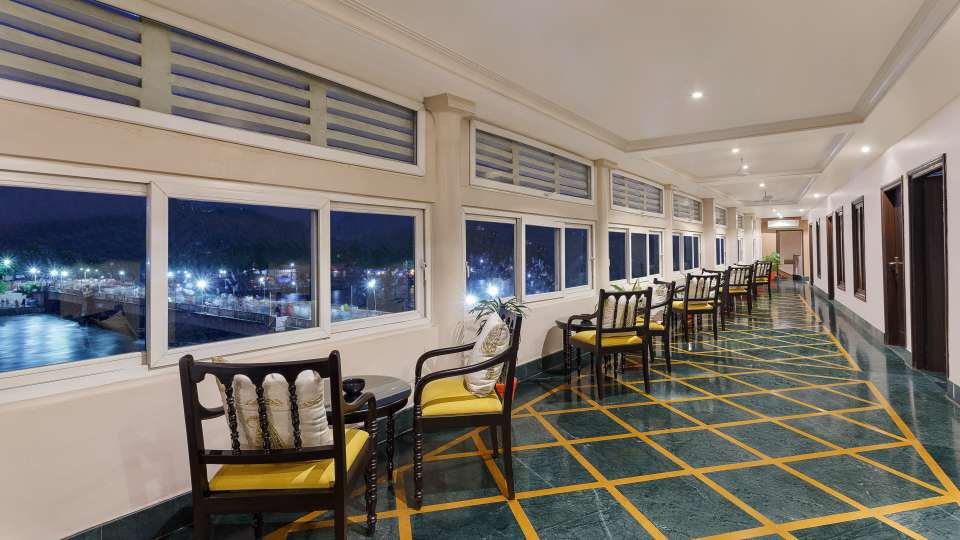 Riverside Restaurant-Ganga Lahari Haridwar