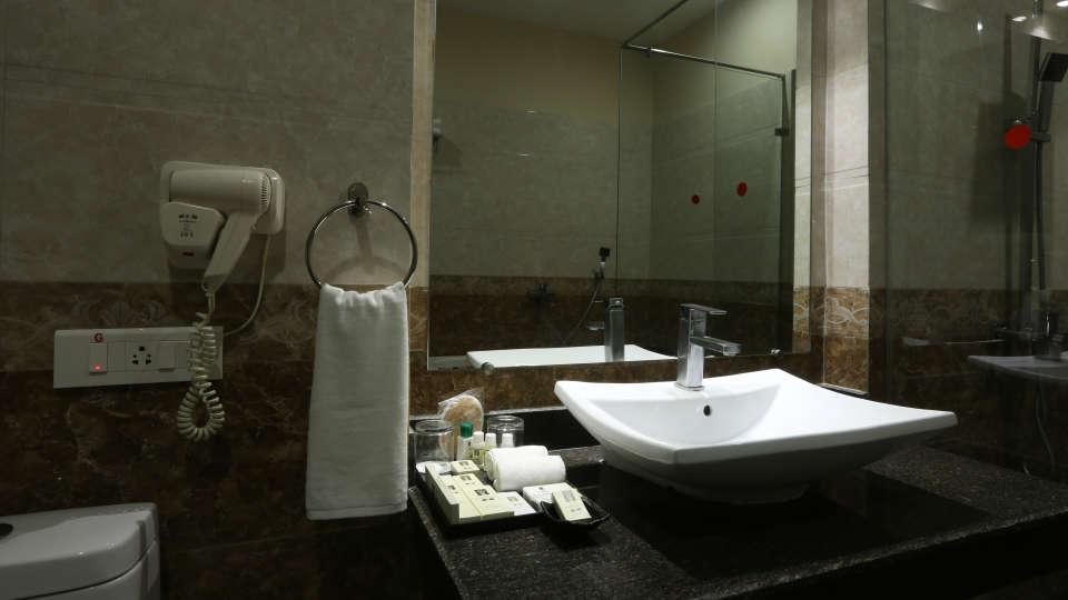 Washroom Resort de Coracao Corbett 6