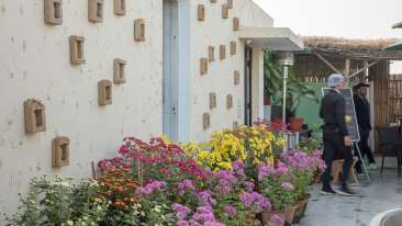 Roof Top, Colonels Retreat, Best Restaurant in Delhi 6