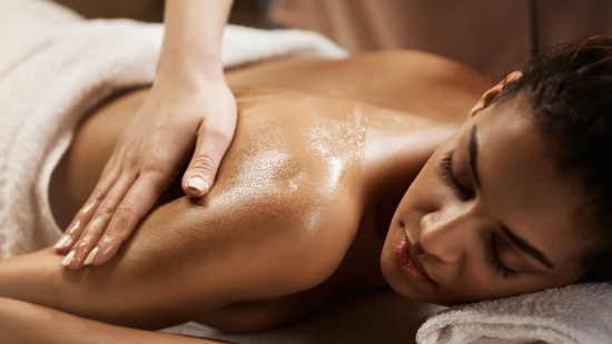 Massage shutterstock