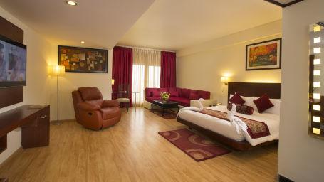 Family Suite Hotel Atithi Pondicherry 2