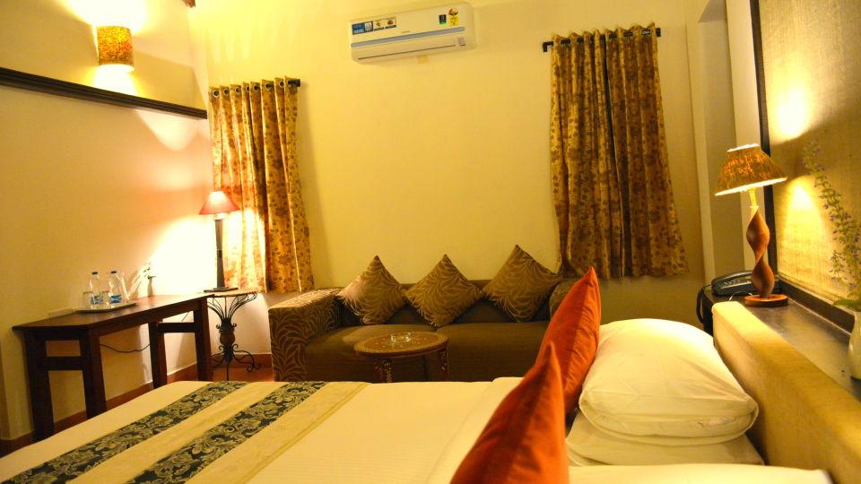 Kadkani Riverside Resorts, Coorg Coorg Deluxe Rooms- Cottage Kadkani River Resort Coorg 8