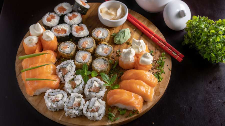 Japanese Restaurant in Noida, The Hideaway, Greater Noida, Mikuni5