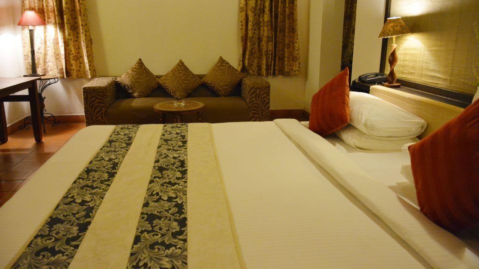 Kadkani Riverside Resorts, Coorg Coorg Deluxe Rooms- Cottage Kadkani River Resort Coorg 2