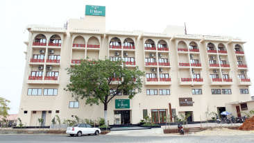 Le ROI Hotels & Resorts  Exterior View of Le ROI Udaipur Hotel