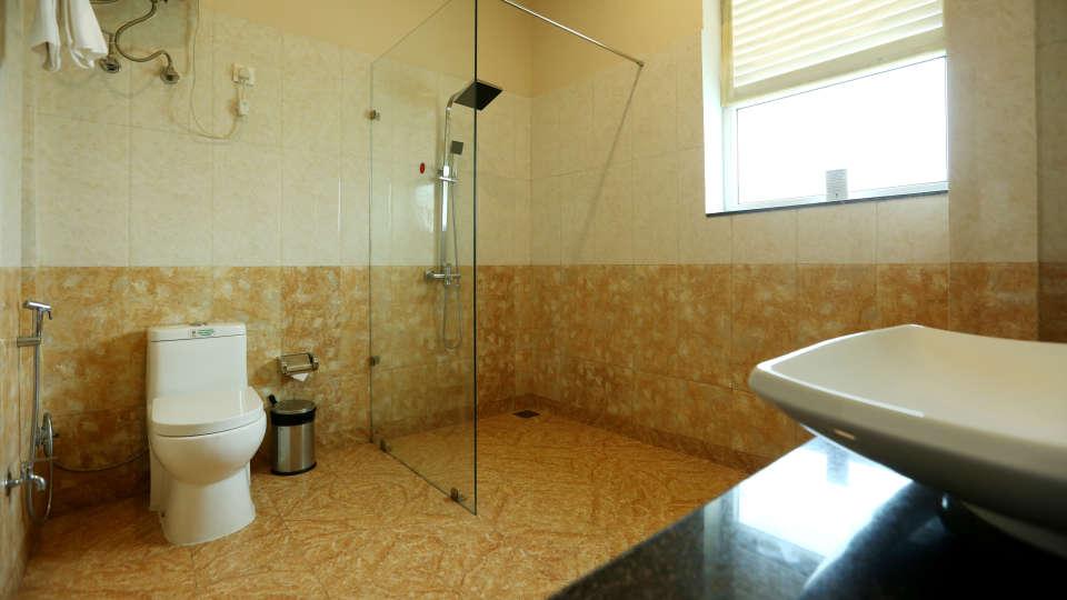 Washroom Resort de Coracao Corbett 7