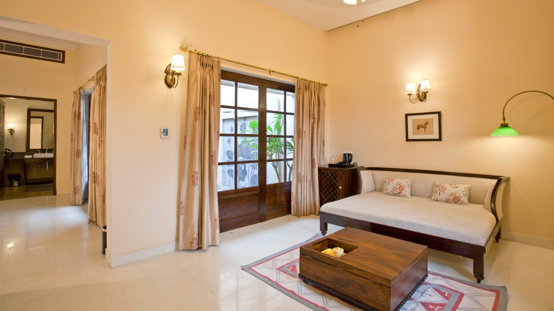 Junior Suite at Tree Leaf Kipling Lodge Ranthambore 3