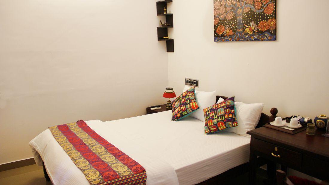 Hotel Room Near Kochi,  Sapphire Club Cherai Beach Villa, Cherai Hotels 6