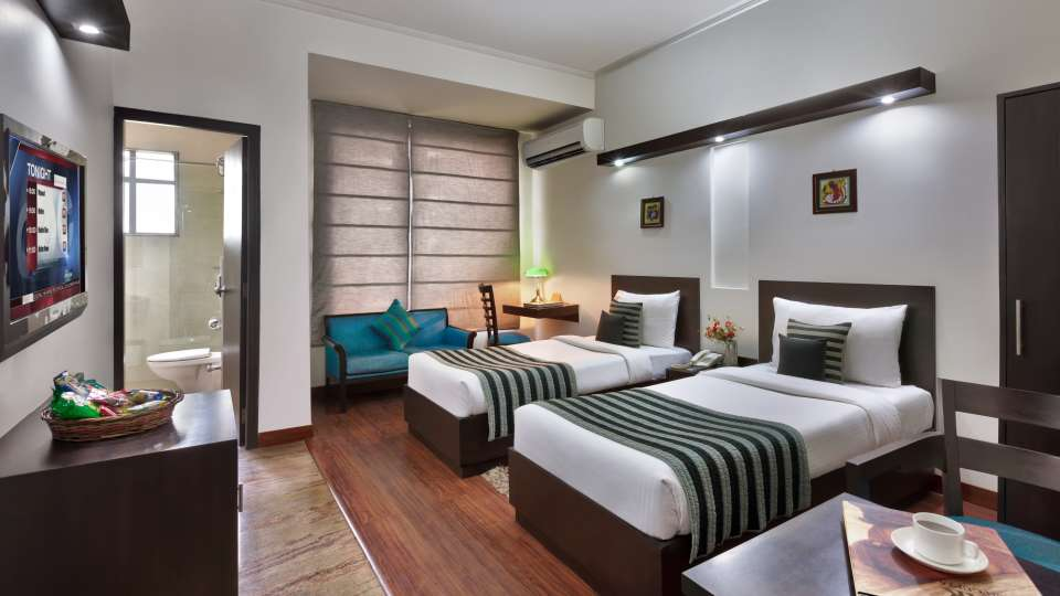 Super Deluxe Room at Hotel Regale Inn near Savitri Cinema New Delhi