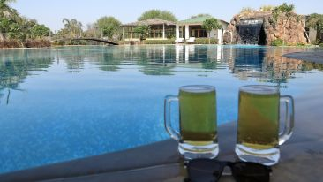 The Baagh Ananta Elite, ranthambore resorts  8