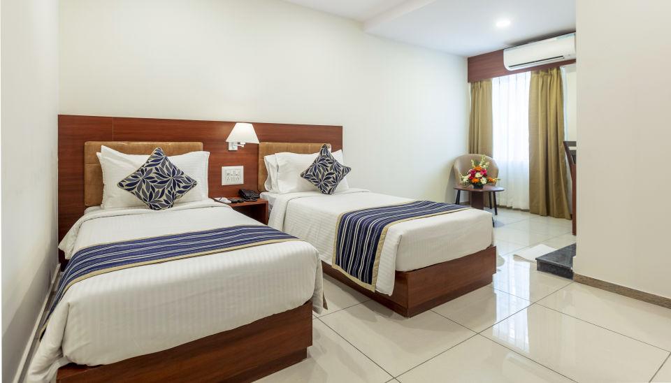 Executive Rooms at Classio Inn Airport Hotel Bangalore Rooms near Yelahanka 4