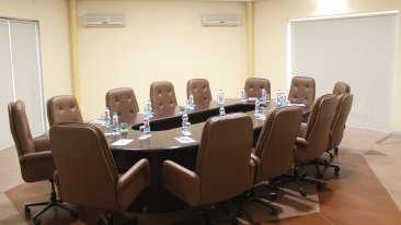 Ras Resorts in Silvassa Board Room 1