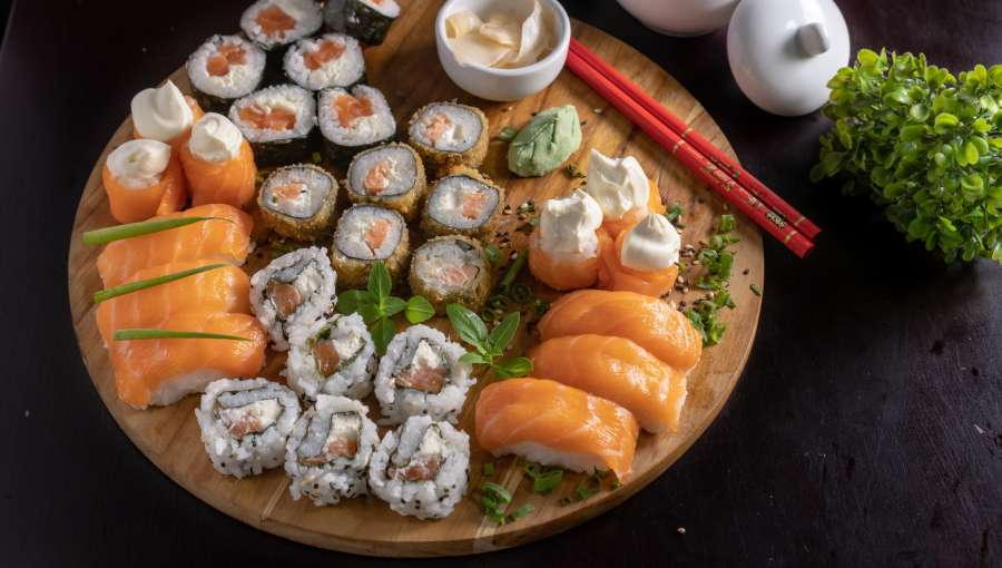 alt-text Japanese Restaurant in Noida, The Hideaway, Greater Noida, Mikuni5