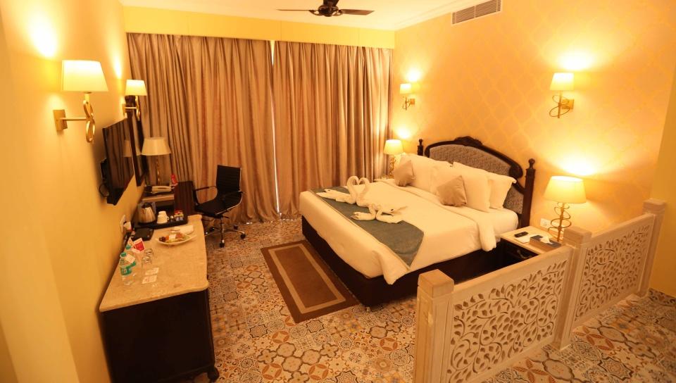 Regal Suite Ramada Resort Kumbhalgarh Resorts in Kumbhalgarh 4