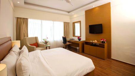 Superior Room at Hotel Southern Star Mysuru 2