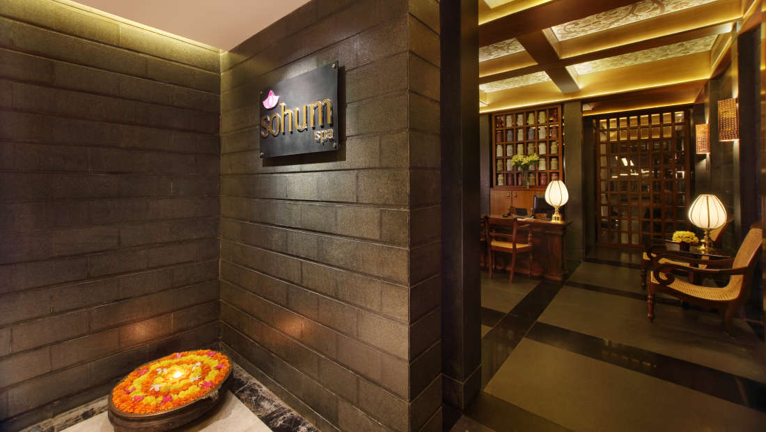 Sohum Spa Hotel Gokulam Grand Bangalore