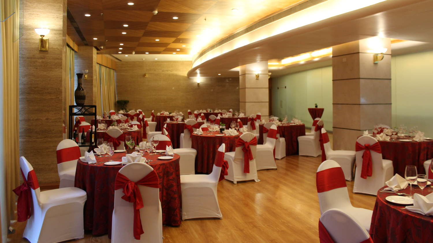 Banquets Business Conferences At The Orchid Hotel Mumbai Vile Parle