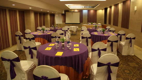 VITS Bhubaneswar Hotel Bhubaneswar Emerald Conference Hall 1 at VITS Hotel Bhubaneswar