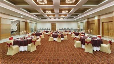 Banquet Hall ,Hometel Roorkee, Social events in Roorkee