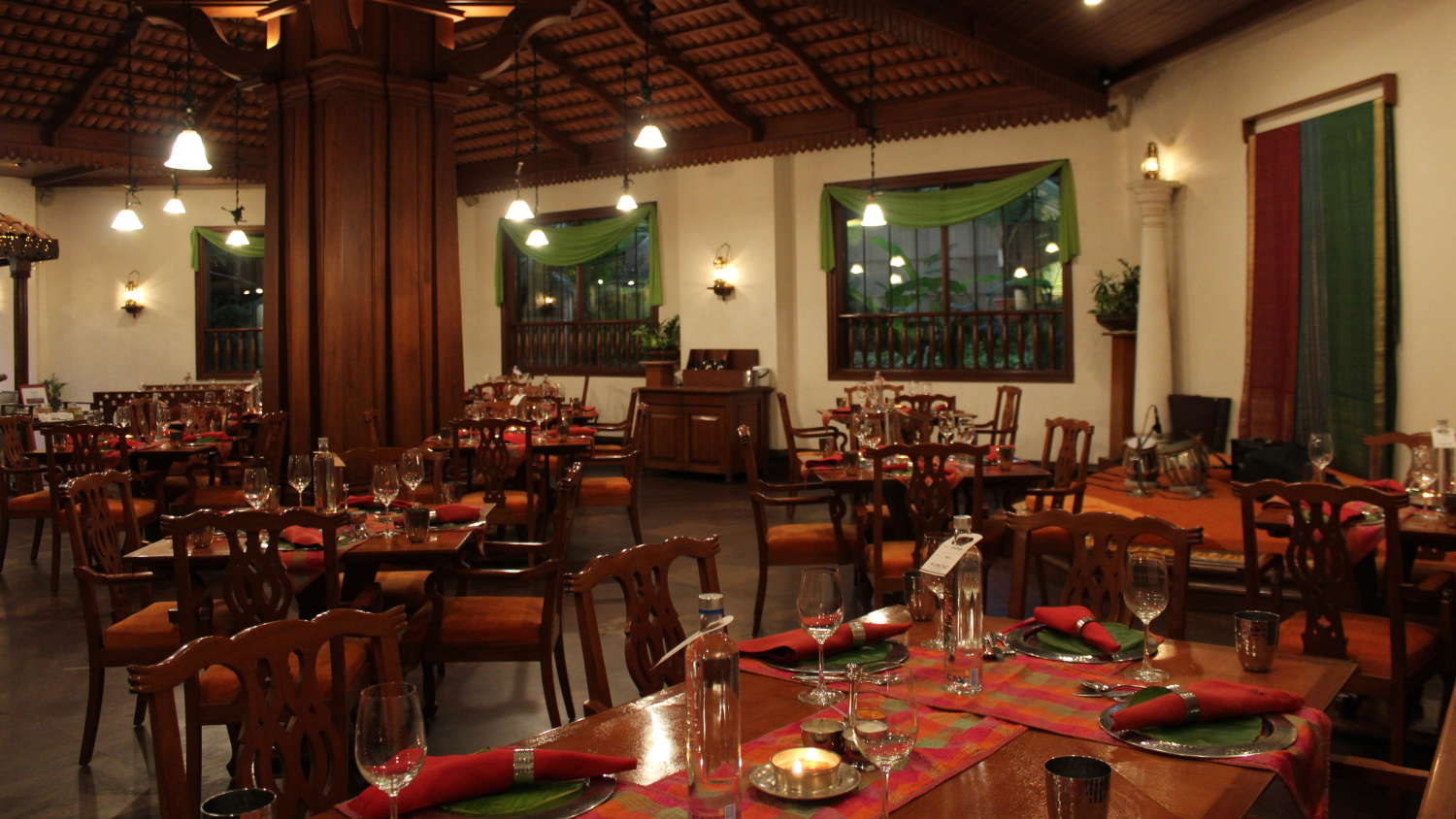 Dining At The Orchid Hotel Mumbai Vile Parle
