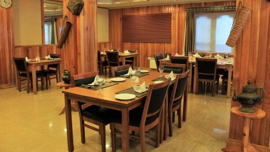 Restaurant at Tashi Phuntshok Paro 1