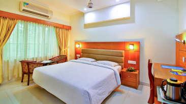 Gokulam Suite, Hotel Sree Gokulam Vanamala, Stay In Guruvayur