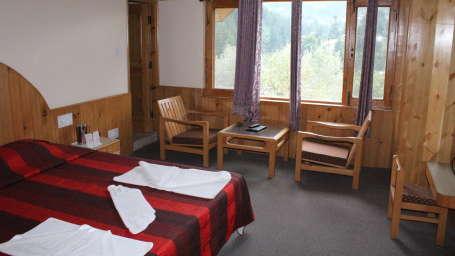 Hotel Manali Continental, Manali Manali Cottage Rooms Hotel Manali Continental Manali 4