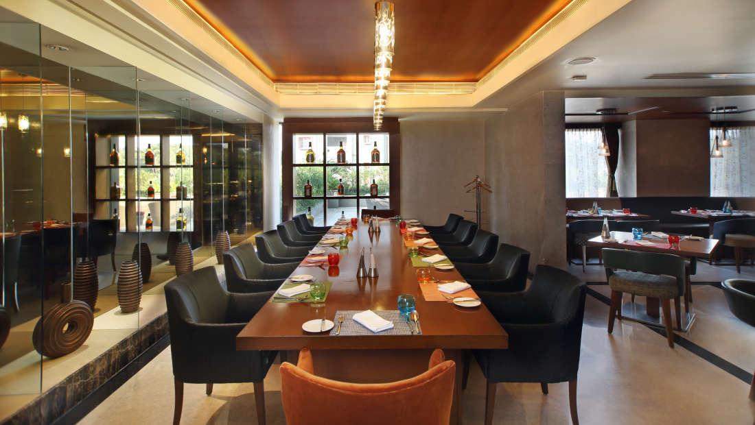 My Place Restaurant Hotel Gokulam Grand Bangalore