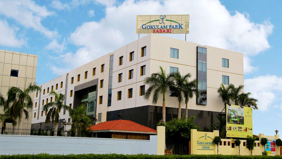 Facade 4, Gokulam Park Sabari, Chennai Hotels