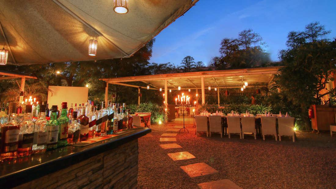 The Forresta Kitchen   Bar Hotel Devraj Niwas 13