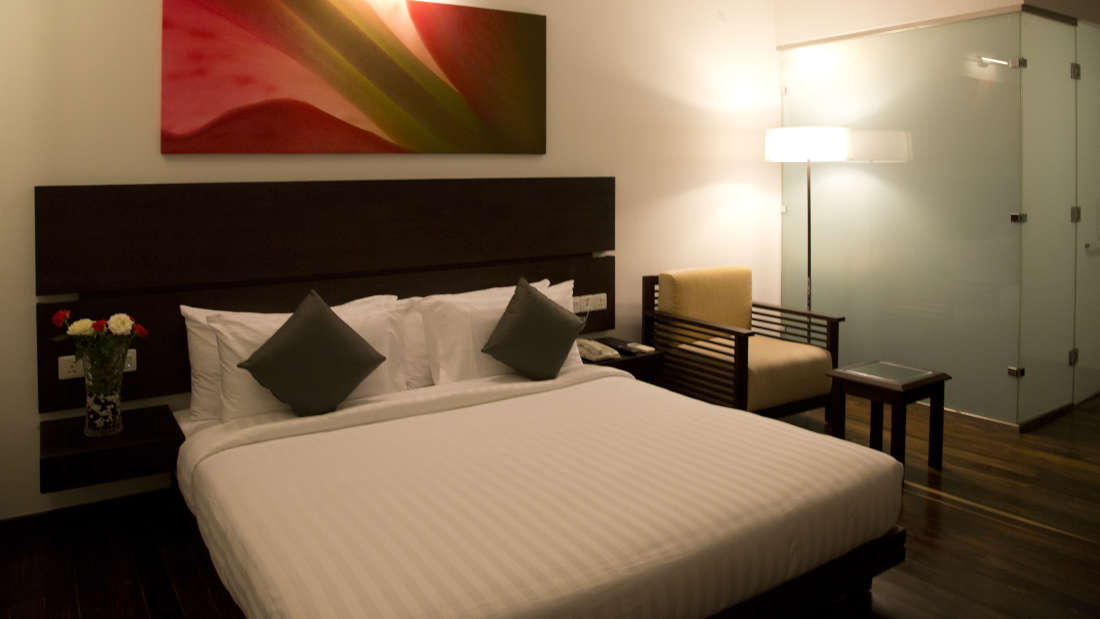 Gallery Springs Hotel Amp Spa Bangalore Hotel Near Mg Road