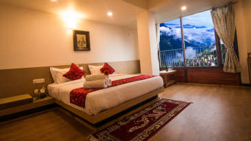 Central Hotels  Central Ninamma Boutique Resort Gangtok Hotel