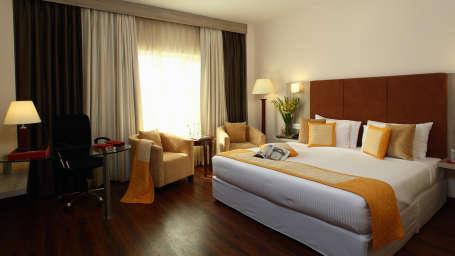 Hotel Nidhivan Sarovar Portico, Mathura Mathura Superior-Rooms -Hotel-Nidhivan-Sarovar-Portico -Mathura- 1