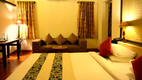 Kadkani Riverside Resorts, Coorg Coorg Deluxe Rooms- Cottage Kadkani Riverside Resort Coorg 7