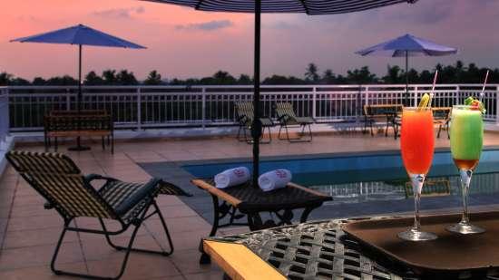 Hotel NM Royale County - Tripunithura, Kochi Kochi swimming pool Hotel NM Royale County Tripunithura Kochi